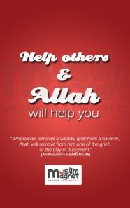 Hadith: Help others