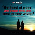 Hadith: The best of men