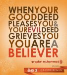 Hadith: Your deeds