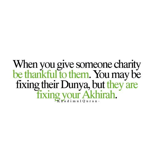 Image result for sincerity in charity in islam