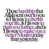 Inspiration: Hardships