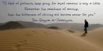 Inspiration: Keep going