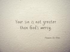Inspiration: Allah's mercy